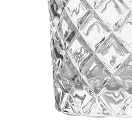 Double Old Fashioned Tumbler, APS Glass Healey - 310ml